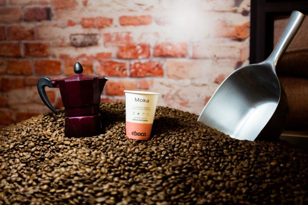 café eboca cafetera italiana
