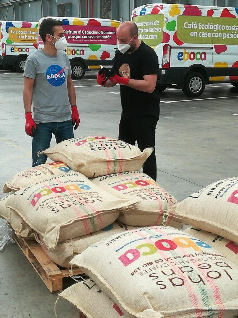 sacos de cafe eboca
